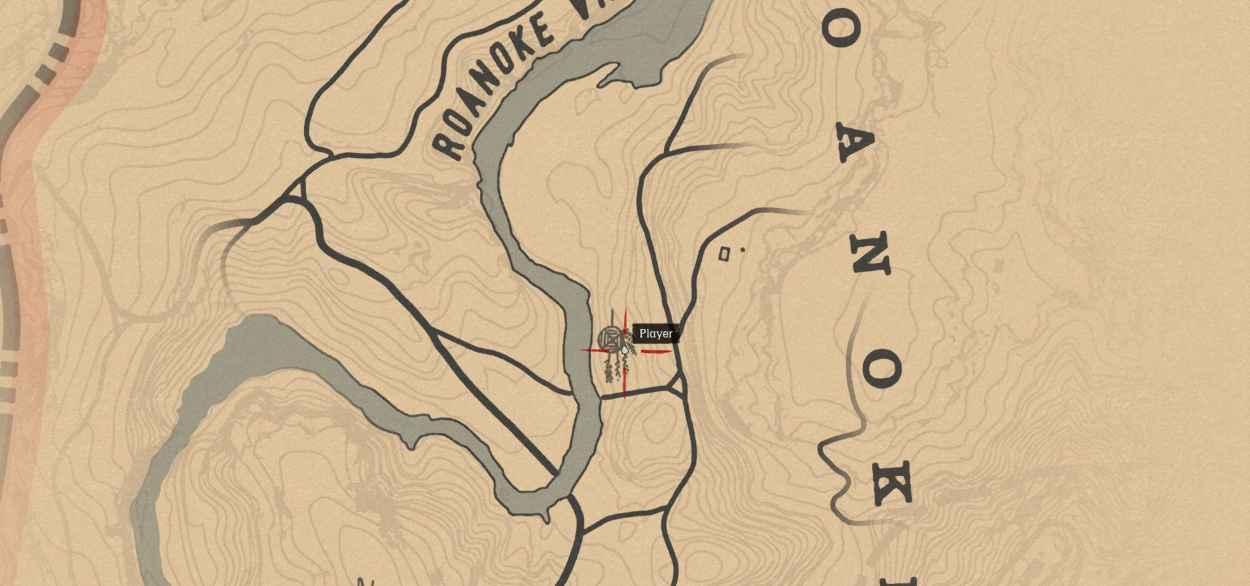 16e Attrape-rêves - Emplacement