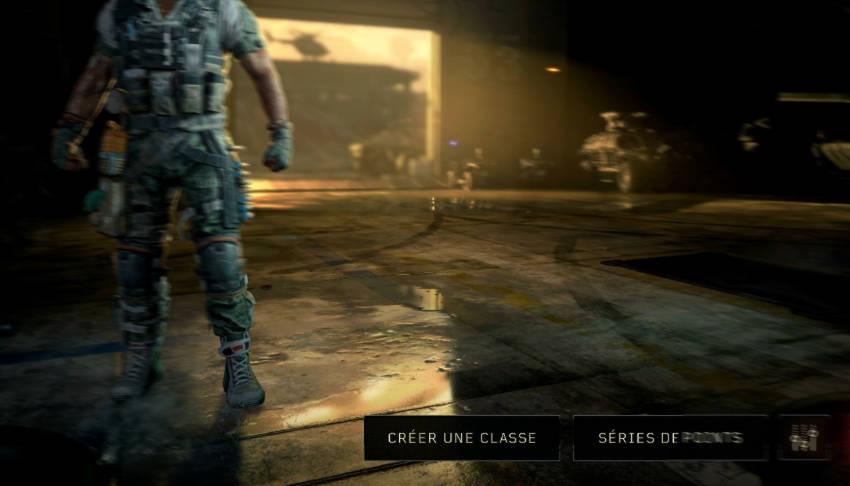 Black Ops 4 Zombies - Créer une classe