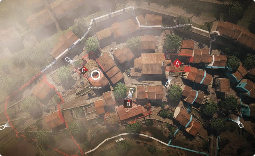 Provence - carte BF5 - cosmo-games.com