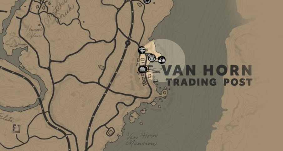 RDR2 - Receleur Van Horn