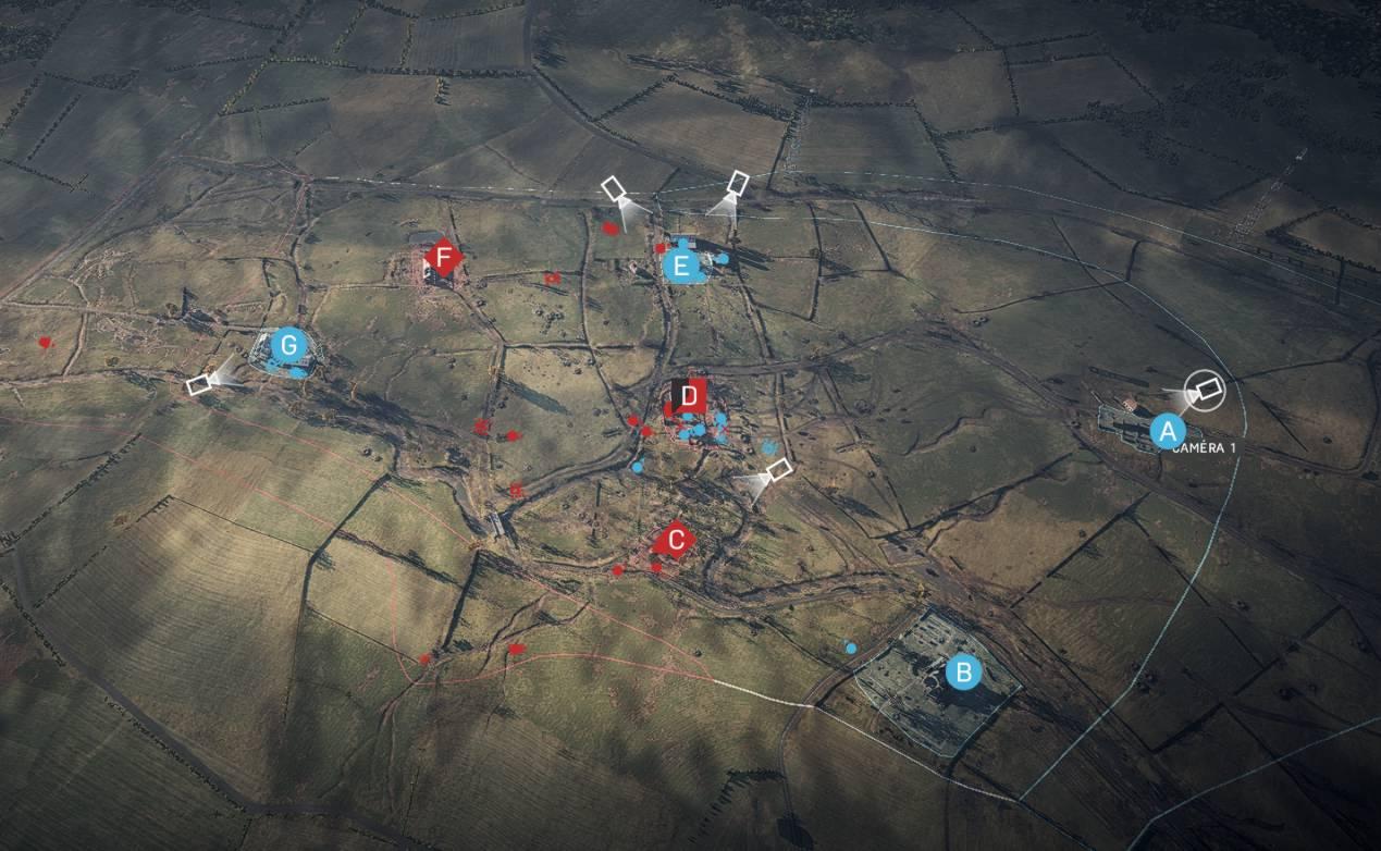 Carte Panzerstorm - Battlefield 5