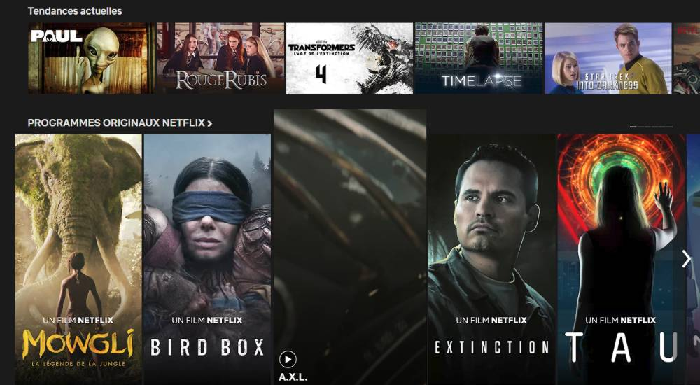 Code Secret Netflix - Accéder aux films et séries cachés