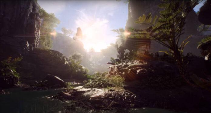 Anthem - Bande annonce du CES, la technologie DLSS de Nvidia