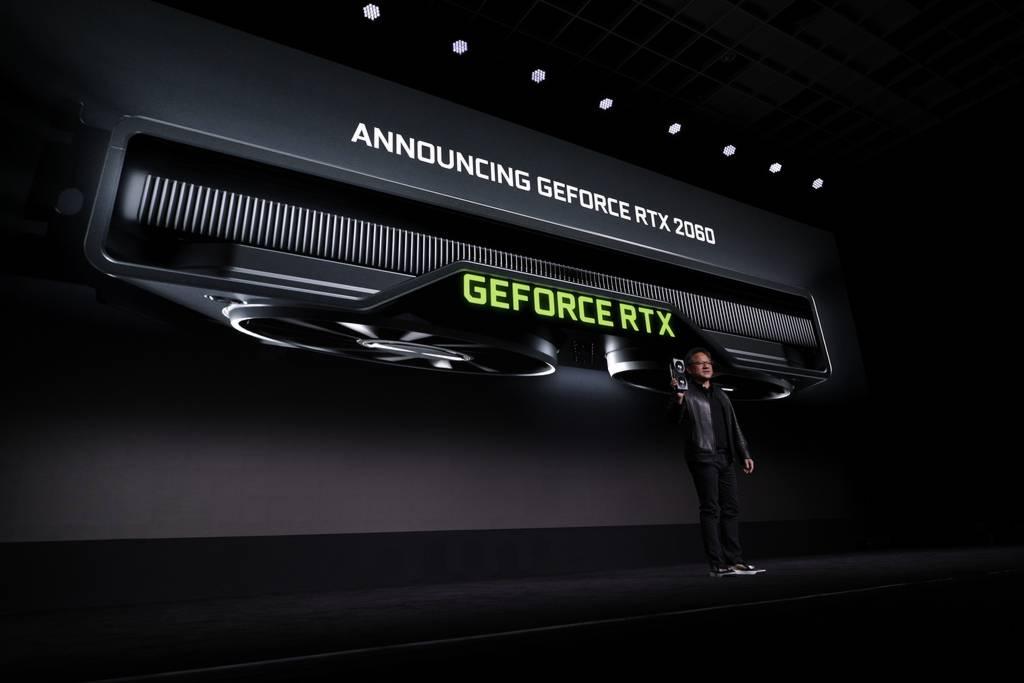 Le GPU RTX 2060 à 350 € de NVIDIA est plus puissant qu'une 1070 Ti