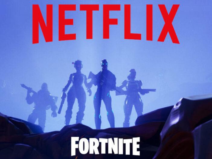Netflix dit que son plus concurrent est Fortnite
