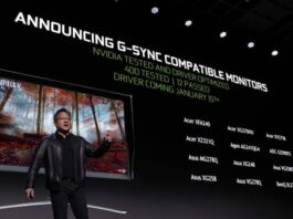 Nvidia annonce l'activation du G-Sync sur les écrans FreeSync
