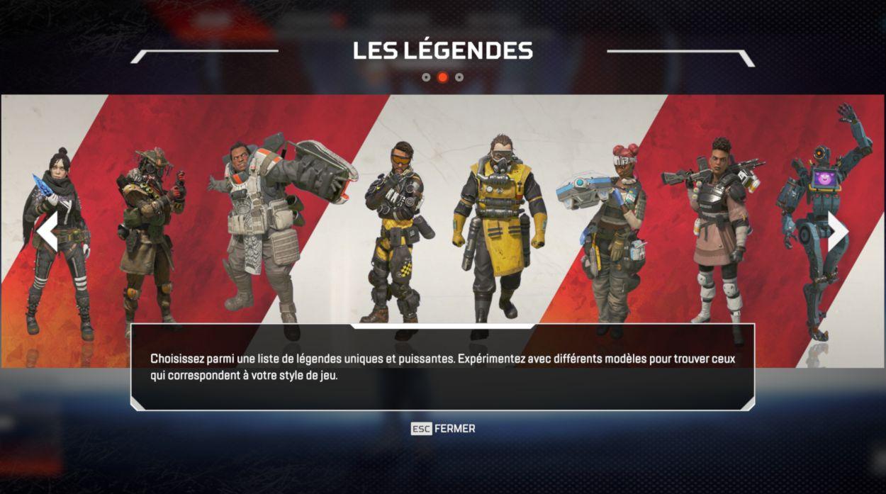 Apex Legends, 25 millions de joueurs en une semaine, nouveau record