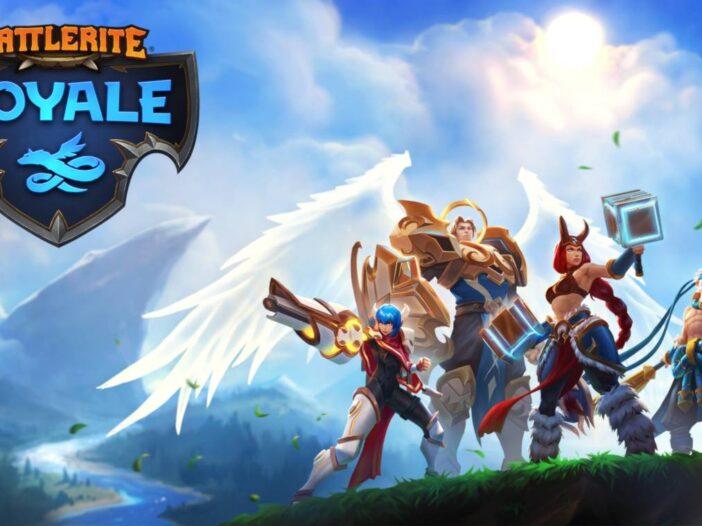 Battlerite Royale devient gratuit et s'offre une mise à jour - Free-to-Play