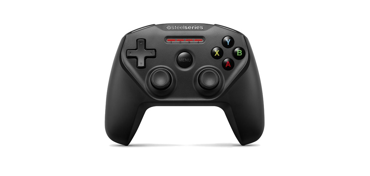 La manette SteelSeries Nimbus pour iOS, Apple TV et Mac