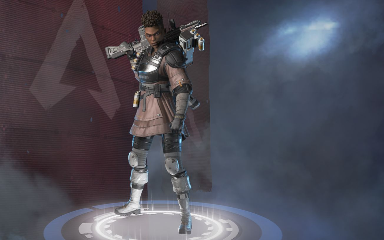 Skin original Bangalore - Apex Legends