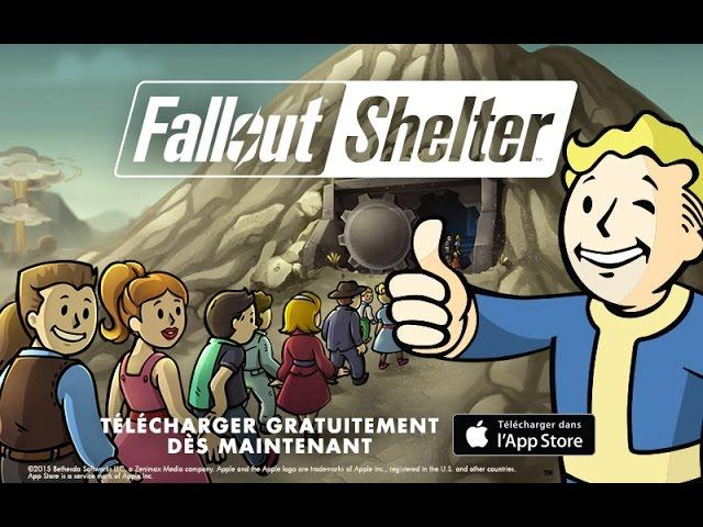Test : Fallout Shelter : Jeu de gestion d'un abri antiatomique