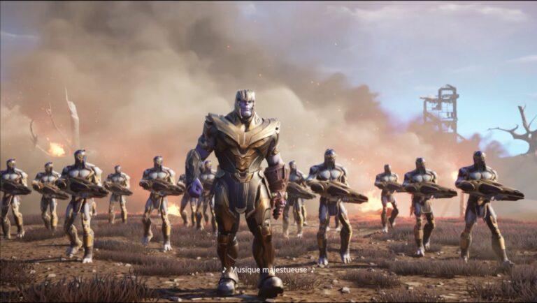 Fortnite Avengers Endgame : Les équipements Avengers pour battre Thanos