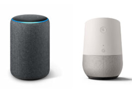 Comparatif - Alexa vs Google Home