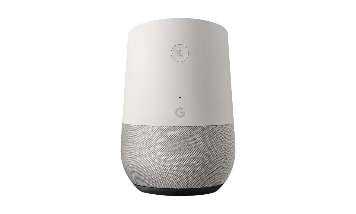 Design et ergonomie - Google Home