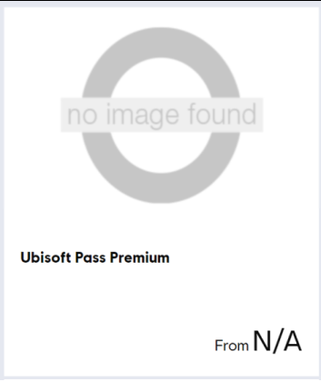 Ubisoft Pass Prenium