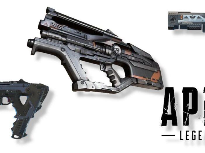 Apex Legends Saison 2 - nouvelles armes et nouveaux accessoires