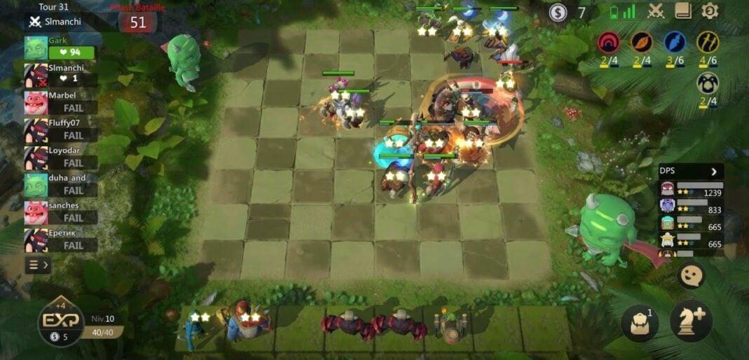Auto Chess Mobile Guide - Bien débuter et s'améliorer