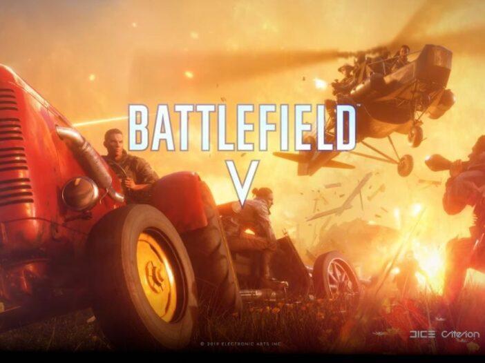 Battlefield 5 est maintenant gratuit avec Origin Access Basic
