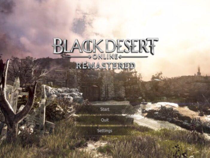 Black Desert Online arrive sur la PlayStation 4