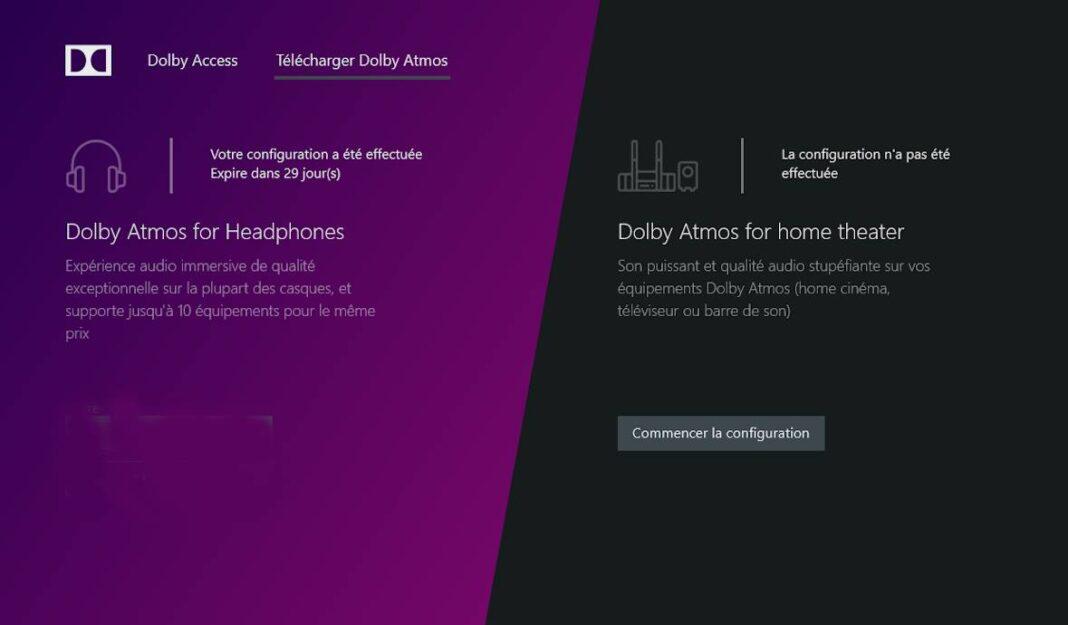 Comment activer le Dolby Atmos sur Windows 10 - Guide
