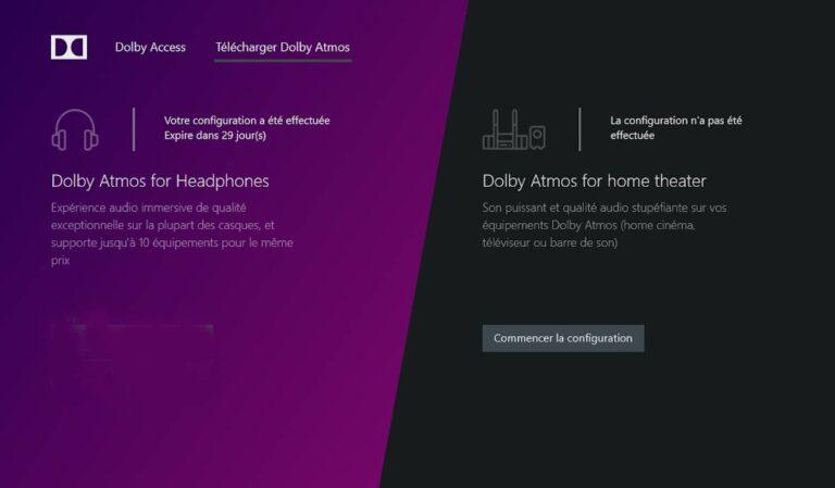 Comment activer le Dolby Atmos sur Windows 10 ? – Guide