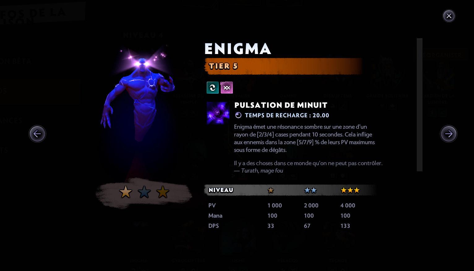 Enigma - Dota Underlords