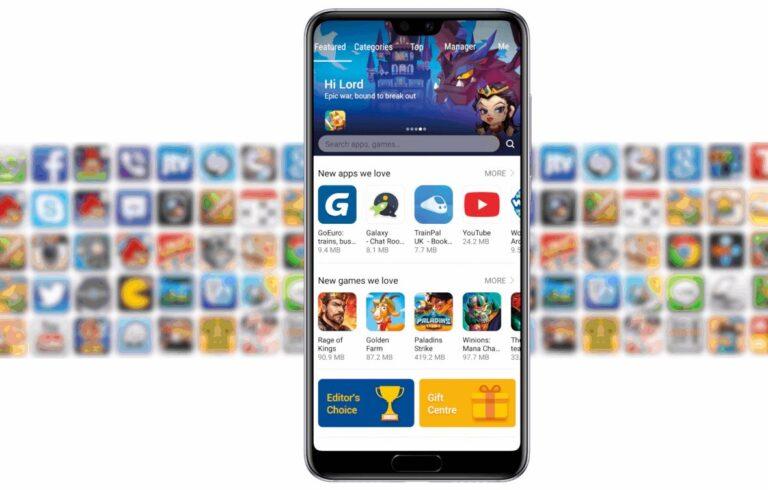 Huawei appelle les développeurs à publier sur son App Store