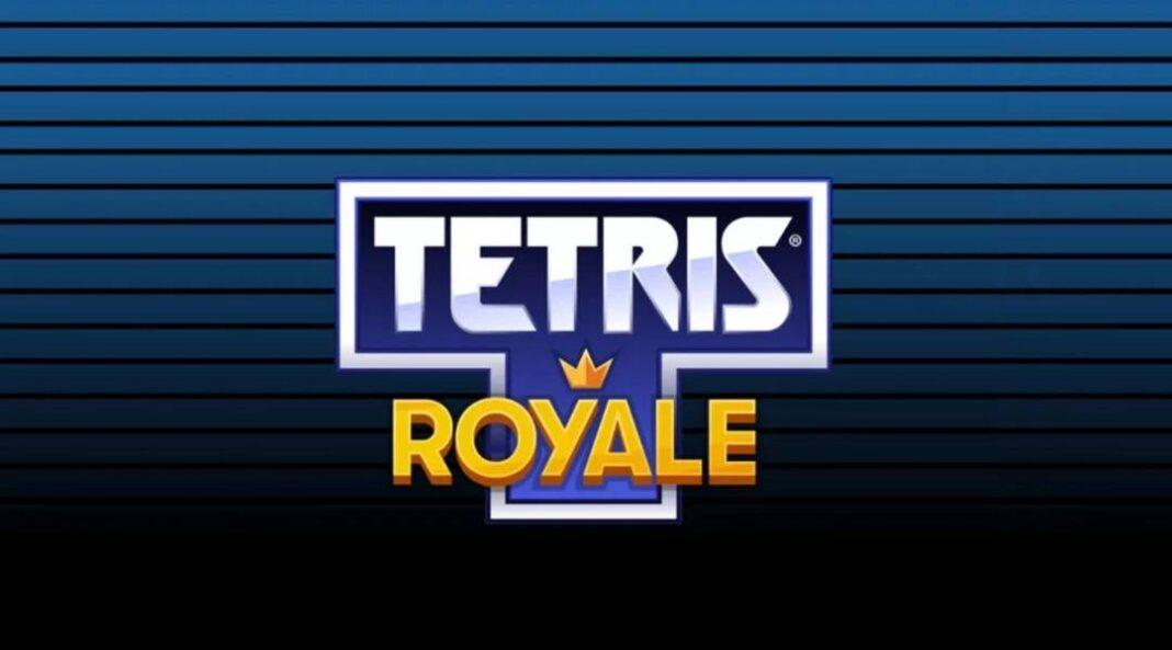 Tetris Royale - Du Battle Royale avec Tetris pour Mobile