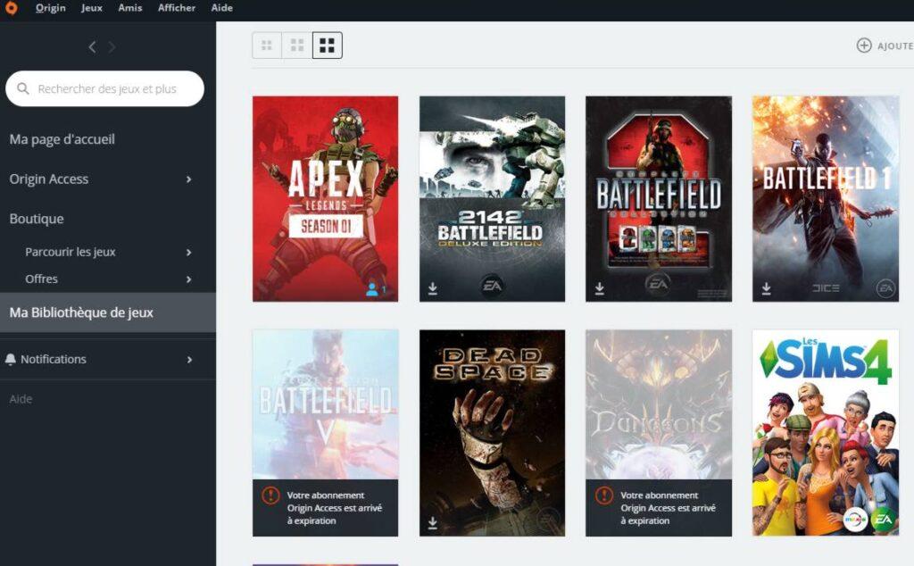 Apex Legends changer la langue du jeu, audio et interface - Guide