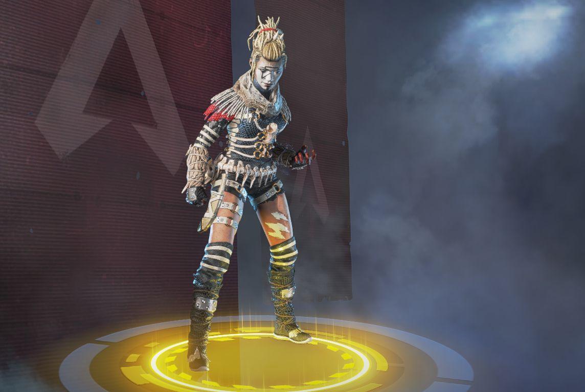 skin légéndaire de Wraith - événement chasse legendaire