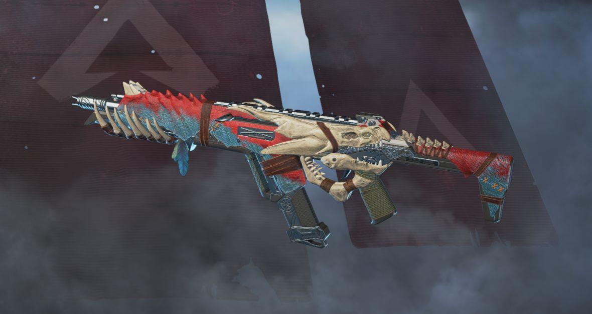 skin légendaire Proie honorée pour la carabine R-301