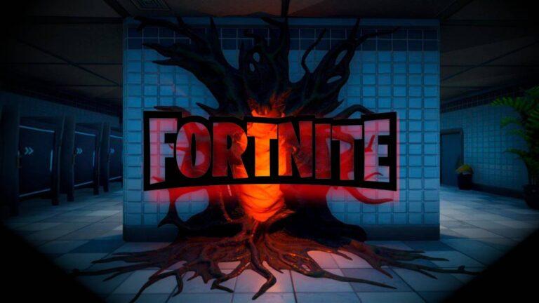 Fortnite : l'invasion des portails Stranger Things