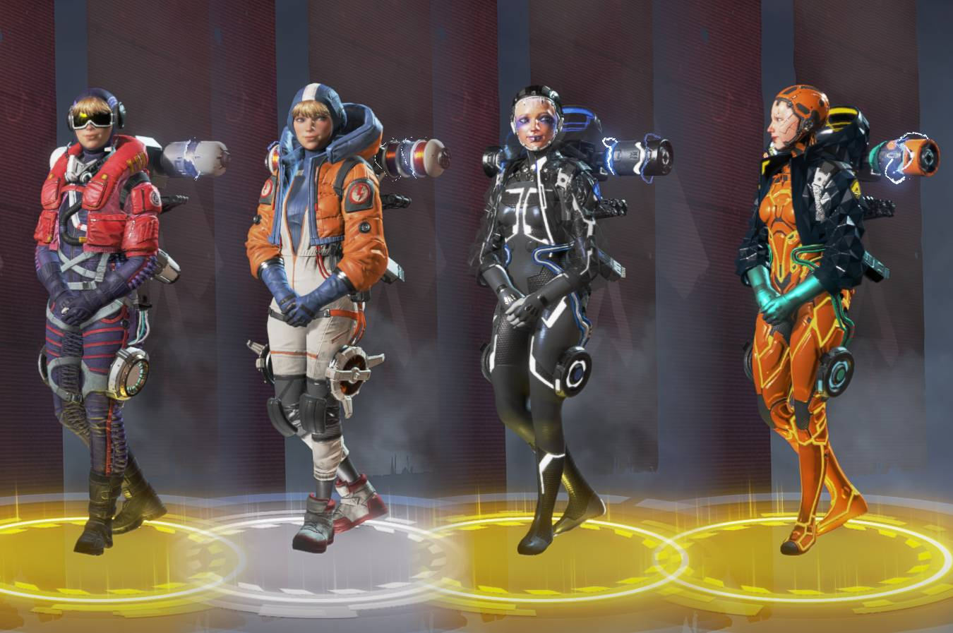 Wattson Skin - Apex Legends