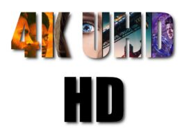 Netflix 4K UHD ou HD