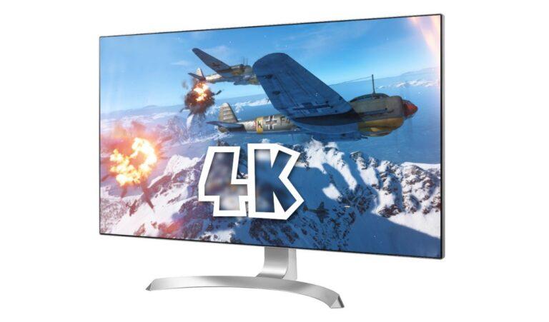 Les meilleurs écrans 4K 2020 : HDR, 144 Hz pour PC, Xbox ou PS5