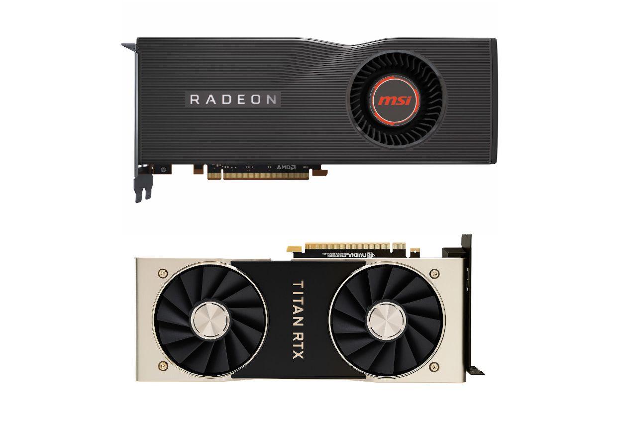 Choisir sa carte graphique-Nvidia ou AMD - Guide Achat
