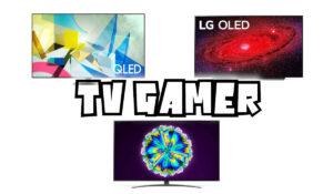Meilleures TV Gamer 4K