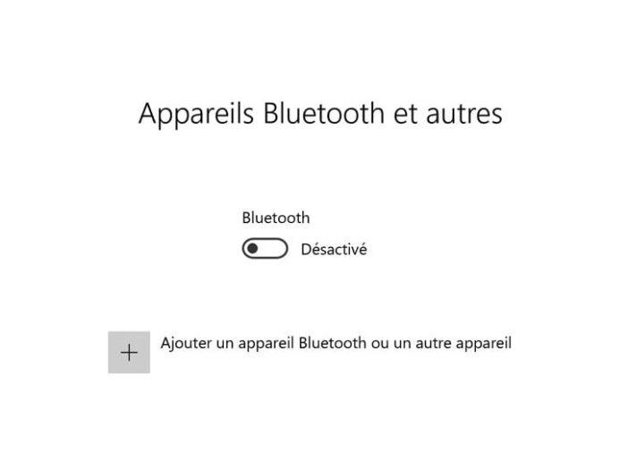 Comment activer le Bluetooth sur Windows 10 - guide