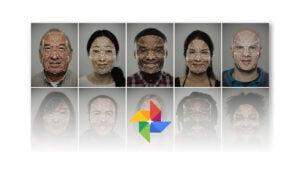 Google Photos Reconnaissance Faciale