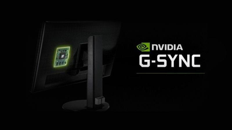 Les futurs écrans Nvidia G-Sync compatibles avec les GPU AMD