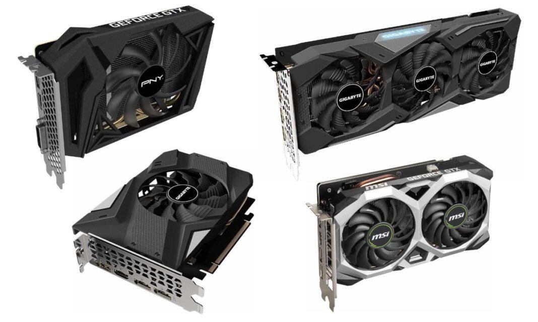 Quelle Nvidia GTX 1660 Super choisir - Quelle marque
