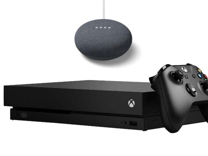 Xbox One - Google Assistant arrive avec la mise à jour de novembre 2019
