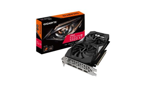 GIGABYTE - Radeon RX 5500 XT - OC
