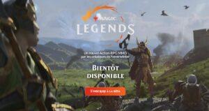 Magic Legends Beta comment s'inscrire