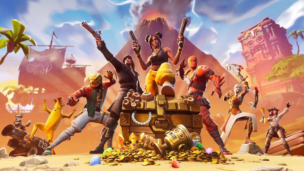 Fortnite, la première place sur la scène du Free-To-Play en 2019