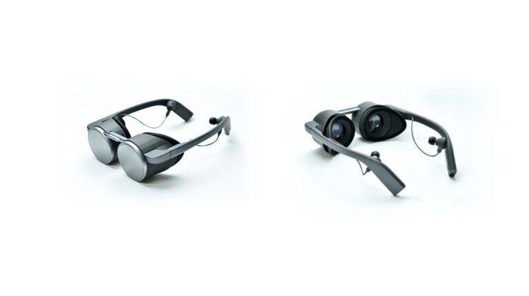 Les lunettes VR de Panasonic : compactes et HDR