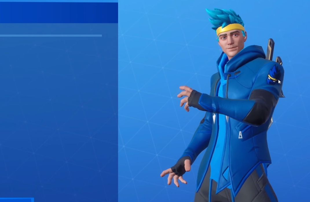 Skin Fortnite Ninja