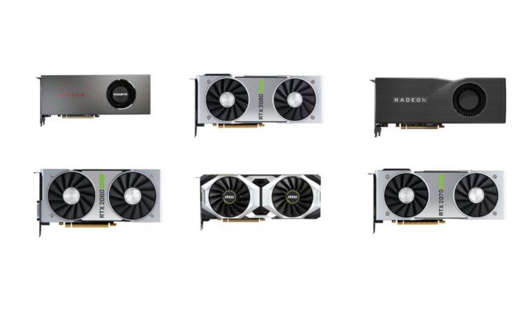 Classement des cartes graphiques par performance – Hiérarchie GPU