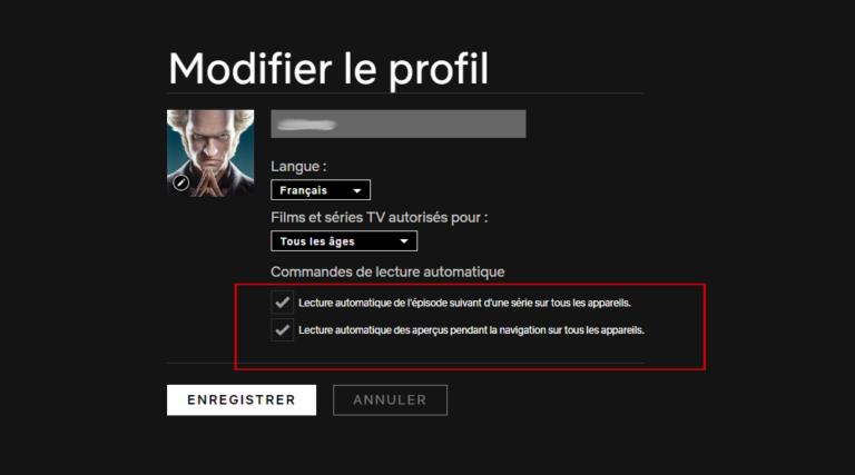 Netflix Autoplay : comment désactiver la lecture automatique sur Netflix ?