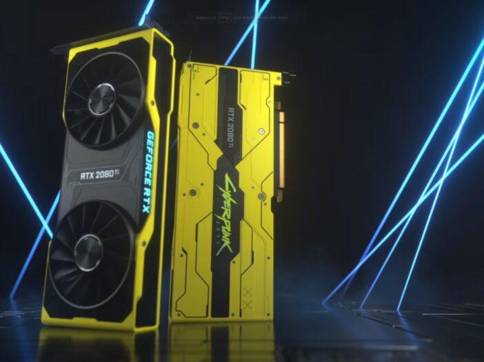 Nvidia Cyperpunk 2077 - une RTX 2080 Ti à gagner